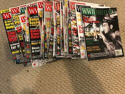 Ww Ii Magazine Wow 27 Editions Most Mint Condition Best Offers Accepted