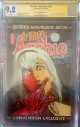 Afterlife With Archie 666 2014 Ss By Francesco Francavilla Cgc 9.8
