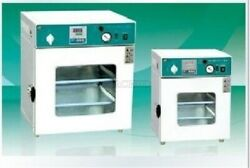 Digital Vacuum Drying Oven Cabinet New 250℃ Working Room 45x45x45cm Gg