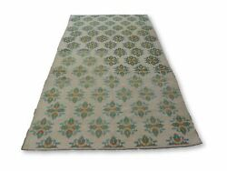 Large Turkish Rugs Vintage Rugs Floral Rug Hall Way Rug