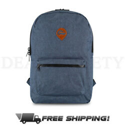 SKUNK ELEMENT Backpack Smell Proof Weather Proof Storage Lockable Bag Denim
