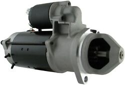 New Starter For Case Agriculture And Industrial Trenchers 12v 9t 0-986-020-917