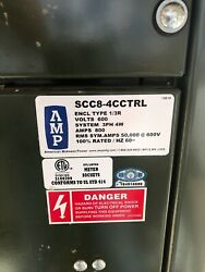 Scc8-4cctrl 600volt 800amp 3phase 4 Wire Ct Metering Cabinet Amp Xcel Approved