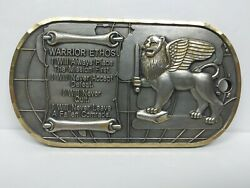 Setaf United States Southern European Task Force For Excellence Coin/badge