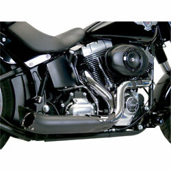 Supertrapp Phantom 2 Exhaust 21 Harley 2012-17 Softail And Dyna Models