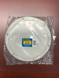 Seachoice Pry-up Deck Plate White 8andrdquo I.d. Andldquooandrdquo Ring Seal Model 39561