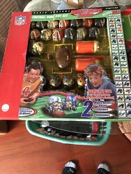 Nfl Mighty Helmet Racers Electronic Radio Controlled Football 32 Team Set