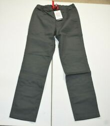 NWT Topo Designs Men's Gray Climbing Hiking Outdoor Pants - Large 34 x 32 Belted