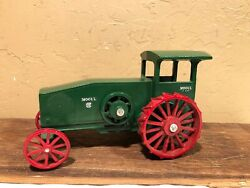 Scale Models 1/16 Diecast 12-25 Gas Engine Mogul Tractor