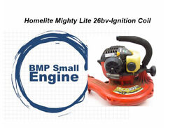 Ignition Coil Module For Homelite Mighty Lite 26bv Leaf Blower