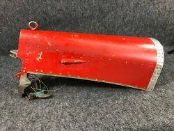 Cessna Tail Cone Assembly Aft Bulkhead