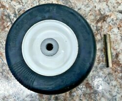 New Replacement Kioti Fmt60-02000 Solid Airless Wheel For Fm-60s And Fm-72s Mowers