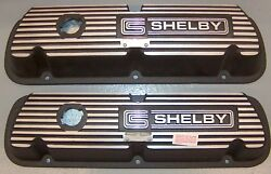 Nos Ford S9ms-6a582-a Shelby Autosport Cs Shelby 351 Windsor Valve Covers