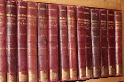 The Times History Of The War - Set Of 22 Volumes