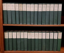 The Works Of John Galsworthy Signed Lmtd Ed 30 Vols 1922 Complete Very Good+++