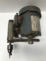 Electric Tool Post Drill With General Electric Motor Free Shipping