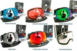 Replacement Lenses For Oakley Flight Deck xm Snow Goggles Multiple Colors Ski