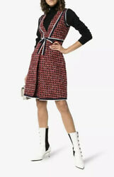 Tweed Dress- With Tags- Rrp3900 Aud