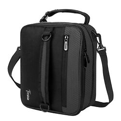 Insulated Lunch Bag Leakproof Expandable Lunch Box Tote for Men Women Adults $16.49