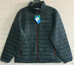 Columbia Men's Trail Puffer Thermal Coil Jacket Color: Mystery XL