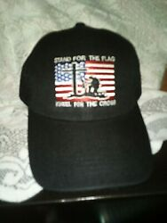 NEW ADJUSTABLE STAND FOR THE  FLAG KNEEL FOR THE CROSS SUMMER BALL CAP