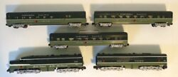 American Flyer S Scale Northern Pacific North Coast Limited Passenger Set Ab 490
