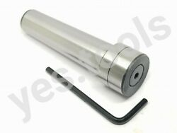 Slitting Saw Arbor Holder Mt2 Adapter 3/8 Draw Bar Hold From 1/2 - 1 Bore