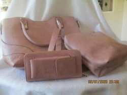 DESIGNER 3-PC Bag  Purse Set-  NEW $40.00