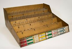 Vintage Chiclets Dentyne Gum Candy Store Counter Advertising Display