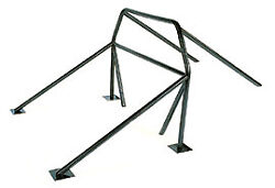 Rrc - Roll Bars And Cages 8 Point 65-69 Chevy Impala