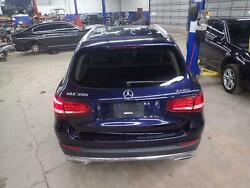 16 Mercedes Glc300 Liftgate, Privacy Tinted W/led Taillights W/o Surround View
