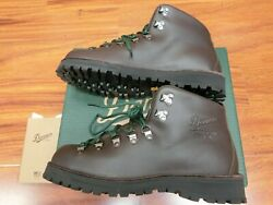 Danner Mountain Light Ii Boots 5 Brown 30800 Made In Usa