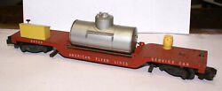 American Flyer 24533 Track Cleaning Car Vintage 1957-66