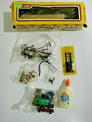 Life-like Products Scenery -cars, Tree, Etc. For Your Ho Scale Railroad -1980s