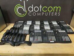 Avaya Partner 18d 18 D Black Display Parts Only See Condition Phones Work 15pcs