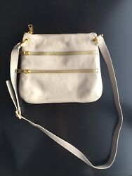 HOBO bags Double Zipper Crossbody $54.00