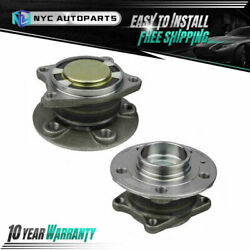 Pair Rear Wheel Hub And Bearing For 2003-2011 2012 2013 2014 Volvo Xc90 2wd Models