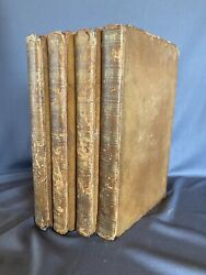 1779 M. Jean Scipion Vernede Sermons Of Christ French Rare Bible