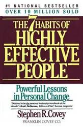 The 7 Habits of Highly Effective People Paperback By Covey Stephen R. GOOD