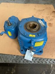 New Cone Drive Vvs20-35-v2b Speed Reducer Gearbox 4001 1750 Rpm In 1.4hp