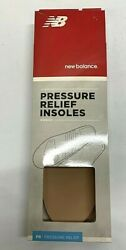 NEW *BOX DAMAGE* New Balance Insoles IPR3020 Pressure Relief Insole