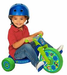 Ride On Tricycle For Boys Paw Patrol Toys For Outdoors Kids Triciclo Para Niandntildeos