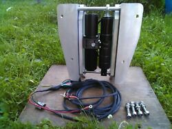 Outboard Power Lift Up To 300 Hp. Hydraulic Jack Plate. Long Stroke, Gauge.