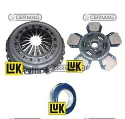 Kit Clutch Claas For Tractor Agricultural Atos 240 340 350 16041