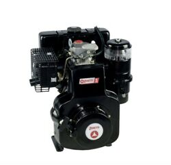 Engine Complete Diesel Cultivator Zanetti S400c1me 8hp Starter Electrical