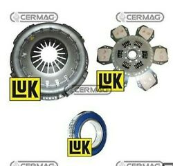 Kit Clutch Twin-plate Claas For Tractor Agricultural Atos 220 230 330 16055