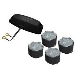 In-command Tire Pressure Monitoring System 4-sensor Nctp100