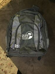 Brand New Pebble Beach Backpack Pure Insurance $65.00