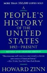 People#x27;s History of the United States A Paperback By Zinn Howard GOOD