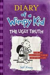 The Ugly Truth Diary of a Wimpy Kid Book 5 Hardcover By Kinney Jeff GOOD